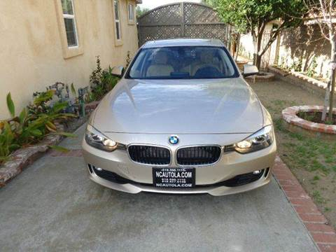 2013 BMW 3 Series for sale at N c Auto Sales in Los Angeles CA