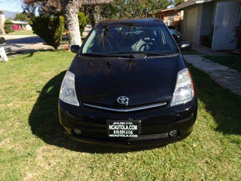 2009 Toyota Prius for sale at N c Auto Sales in Los Angeles CA