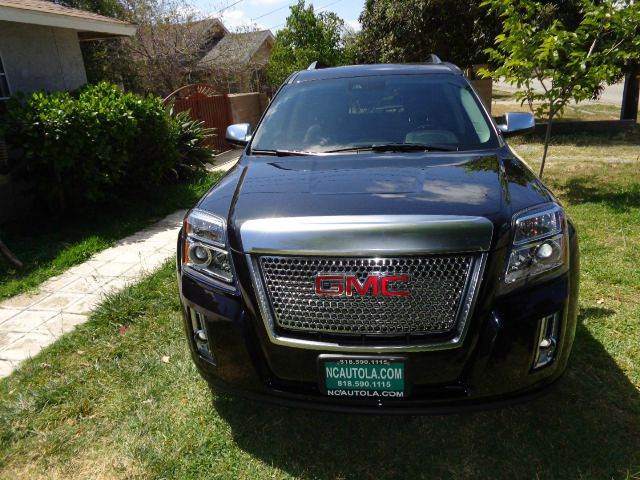 2015 GMC Terrain for sale at N c Auto Sales in Los Angeles CA