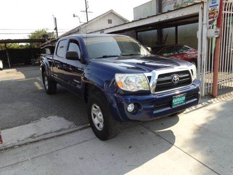 2008 Toyota Tacoma for sale at N c Auto Sales in Los Angeles CA
