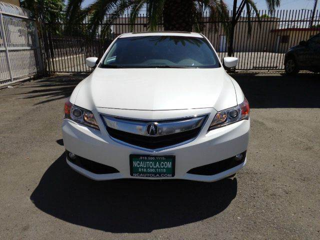 2014 Acura ILX for sale at N c Auto Sales in Los Angeles CA
