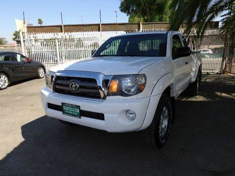2010 Toyota Tacoma for sale at N c Auto Sales in Los Angeles CA