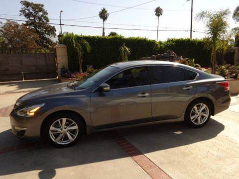 2015 Nissan Altima for sale at N c Auto Sales in Los Angeles CA