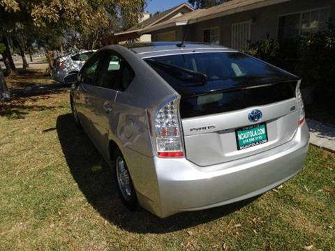 2010 Toyota Prius for sale at N c Auto Sales in Los Angeles CA