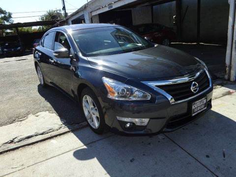 2014 Nissan Altima for sale at N c Auto Sales in Los Angeles CA