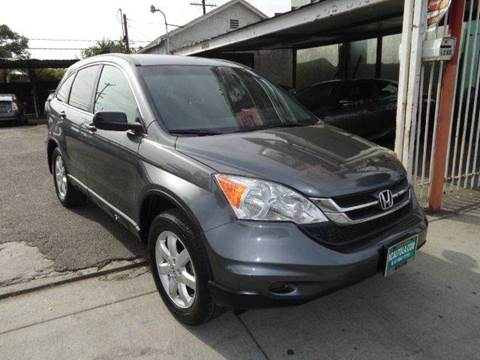 2011 Honda CR-V for sale at N c Auto Sales in Los Angeles CA