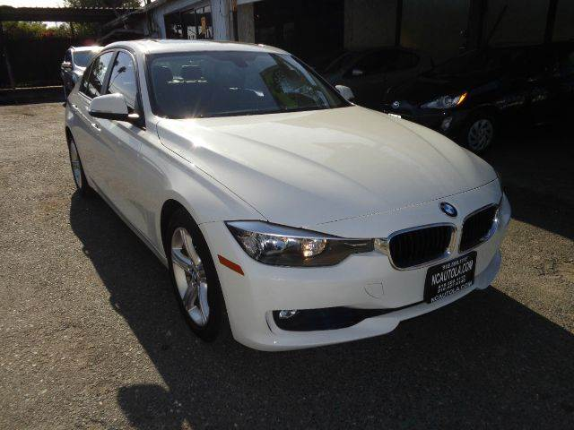 2014 BMW 3 Series for sale at N c Auto Sales in Los Angeles CA