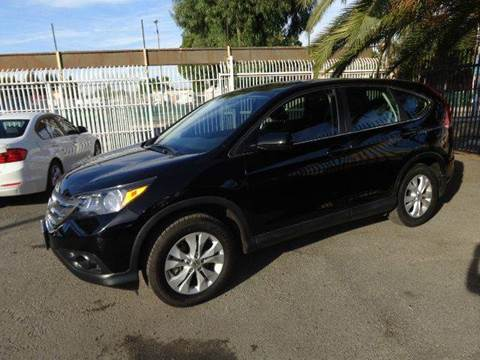 2014 Honda CR-V for sale at N c Auto Sales in Los Angeles CA