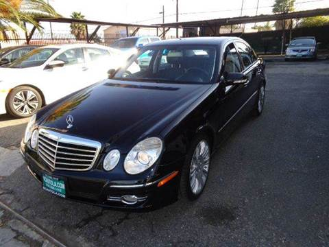 2008 Mercedes-Benz E-Class for sale at N c Auto Sales in Los Angeles CA