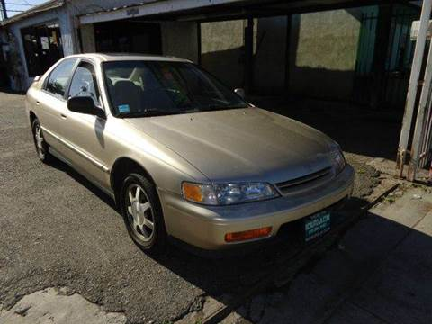 1995 Honda Accord for sale at N c Auto Sales in Los Angeles CA