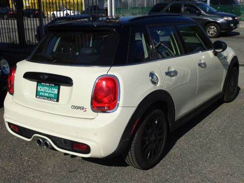 2016 MINI Hardtop for sale at N c Auto Sales in Los Angeles CA