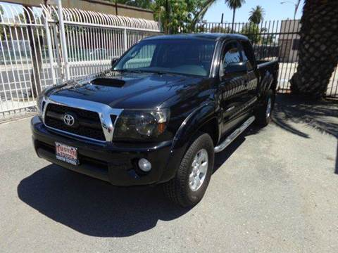 2009 Toyota Tacoma for sale at N c Auto Sales in Los Angeles CA