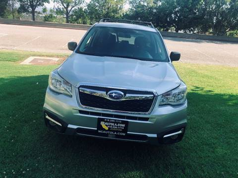2017 Subaru Forester for sale in Los Angeles, CA