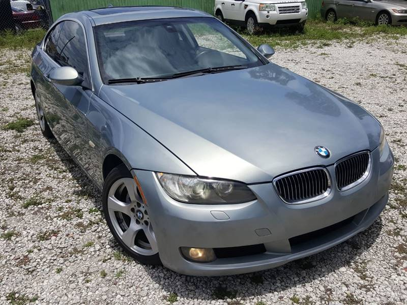 2007 Bmw 3 Series Awd 328xi 2dr Coupe In Orlando Fl Carcast