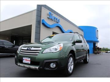 2013 Subaru Outback for sale in Burlington, WA