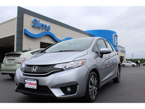 2017 Honda Fit for sale in Burlington, WA