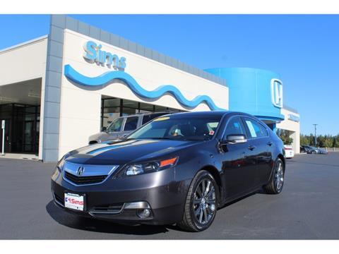 2014 Acura TL for sale in Burlington, WA