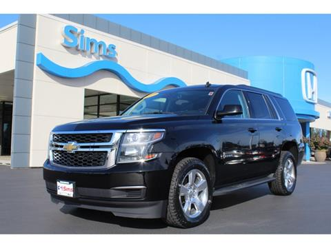 2015 Chevrolet Tahoe for sale in Burlington, WA