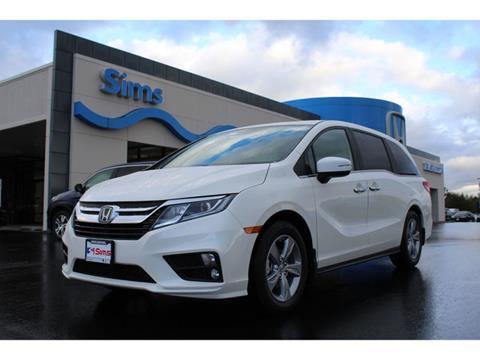 2018 Honda Odyssey for sale in Burlington, WA