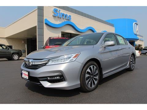 2017 Honda Accord Hybrid for sale in Burlington, WA
