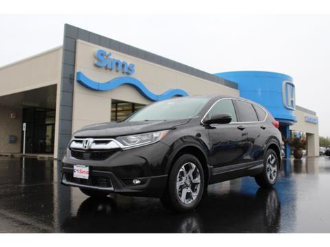 2017 Honda CR-V for sale in Burlington, WA