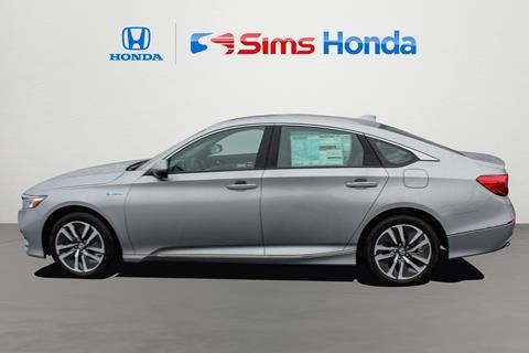 2018 Honda Accord Hybrid for sale in Burlington, WA