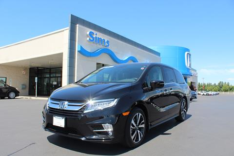 2018 Honda Odyssey for sale in Burlington, WA