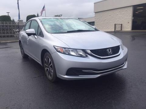 2014 Honda Civic for sale in Burlington, WA