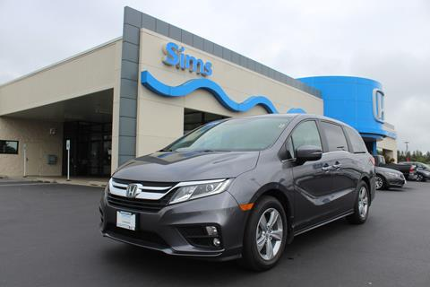 2019 Honda Odyssey for sale in Burlington, WA
