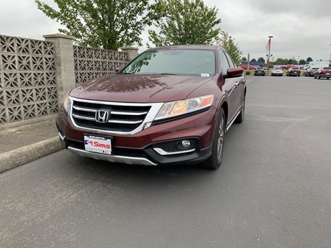 2015 Honda Crosstour for sale in Burlington, WA