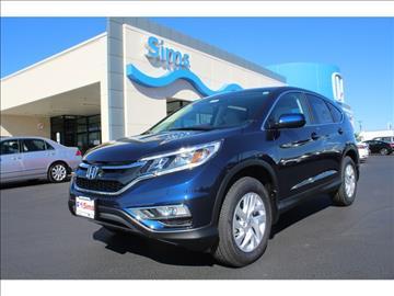 2016 Honda CR-V for sale in Burlington, WA