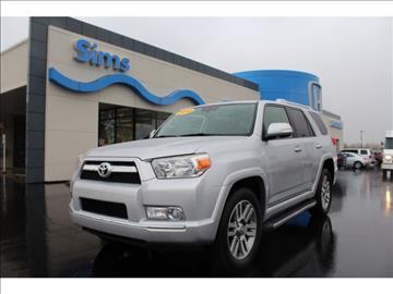 Worksheet. 2010 Toyota 4Runner For Sale  Carsforsalecom