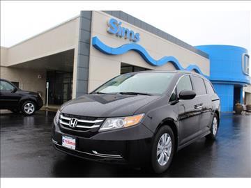 2017 Honda Odyssey for sale in Burlington, WA