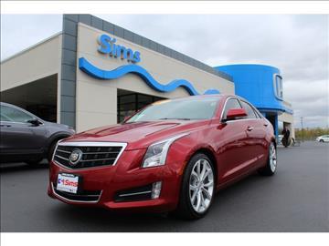 2013 Cadillac ATS for sale in Burlington, WA