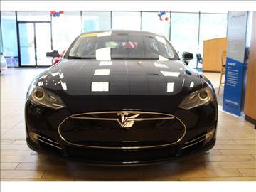 2014 Tesla Model S for sale in Burlington, WA