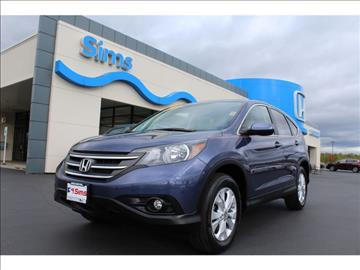 2013 Honda CR-V for sale in Burlington, WA