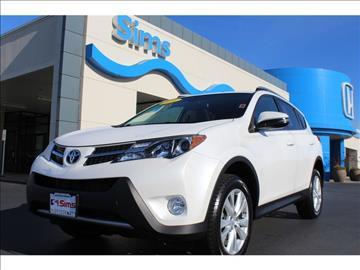 2014 Toyota RAV4 for sale in Burlington, WA