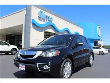 2010 Acura RDX for sale in Burlington, WA
