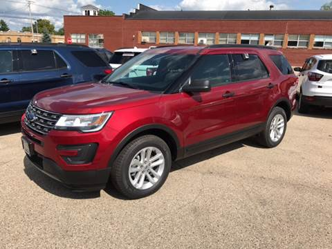 2017 Ford Explorer for sale in Princeton, WI