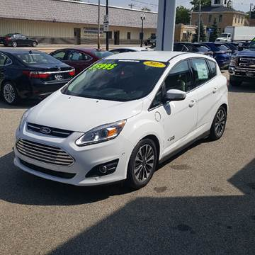 2017 Ford C-MAX Energi for sale in Princeton, WI