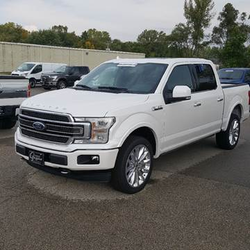 2018 Ford F-150 for sale in Princeton, WI