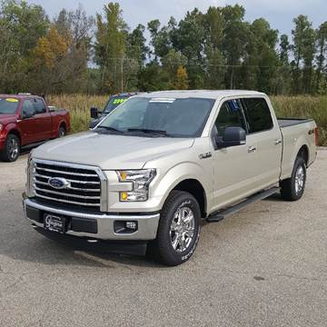 2017 Ford F-150 for sale in Princeton, WI