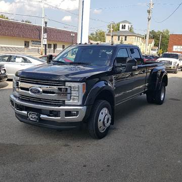 2017 Ford F-450 Super Duty for sale in Princeton, WI
