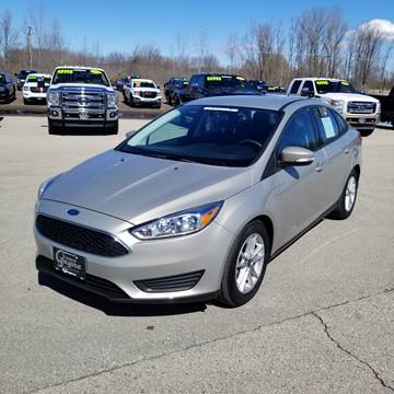 2016 Ford Focus for sale in Princeton, WI