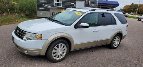 2008 Ford Taurus X for sale in Princeton, WI