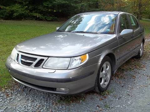 2002 Saab 9-5 for sale in Kingsley, PA