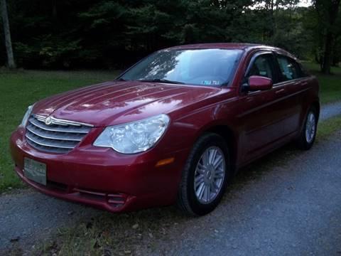 2007 Chrysler Sebring for sale in Kingsley, PA