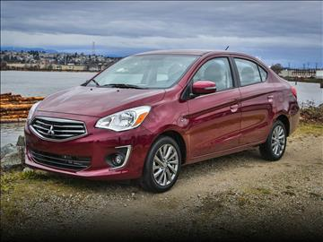 2017 Mitsubishi Mirage G4 for sale in Dallas, TX