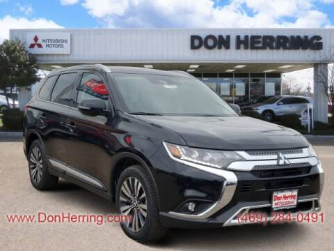 2020 Mitsubishi Outlander for sale at Don Herring Mitsubishi in Dallas TX