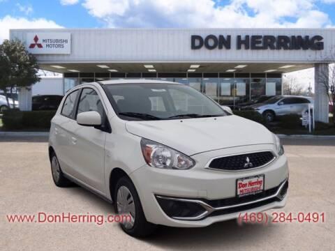 2020 Mitsubishi Mirage for sale at Don Herring Mitsubishi in Dallas TX